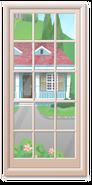 Elegant Beige Window