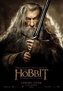 TDOS Gandalf poster