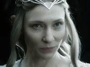 Cate Blanchett as Galadriel BOTFA