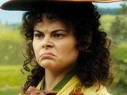 Erin Banks as Lobelia Sackville Baggins BOTFA