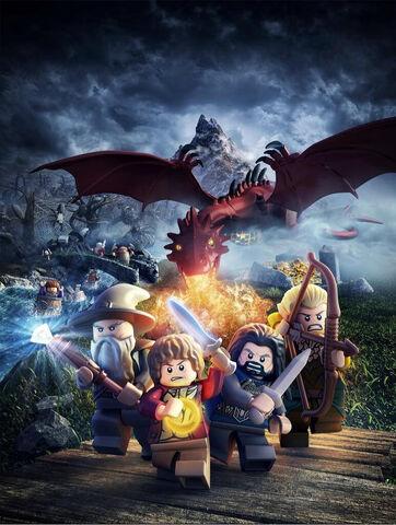 File:Lego The Hobbit video game poster.jpg