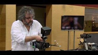 The Hobbit The Desolation of Smaug, Production Diary 13