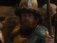 Richard Whiteside as Laketown Guard DOS