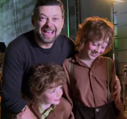 Andy Sekis and sons