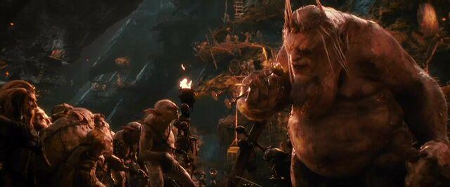 File:Great Goblin examining.jpg