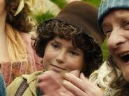 Ollie Matthews as Cute Hobbit Child BOTFA