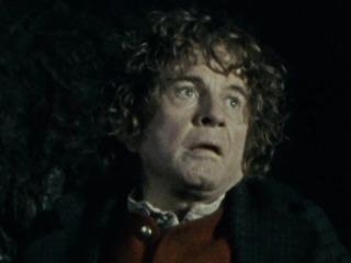 Image - Ian Holm as Bilbo (Young).jpg   Peter Jackson's ...