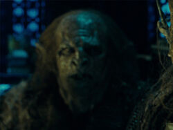 Unknown Extra 50 as Isengard Orc