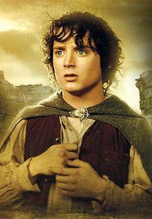 Elijah as frodo