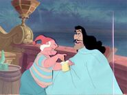 Hook and smee cel