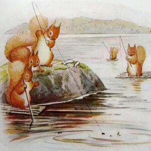 Nutkinfishing