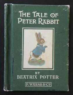 Peter Rabbitbook