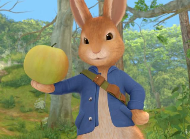 File:Peter Rabbit Show Nick Jr Character Peter Rabbit.png