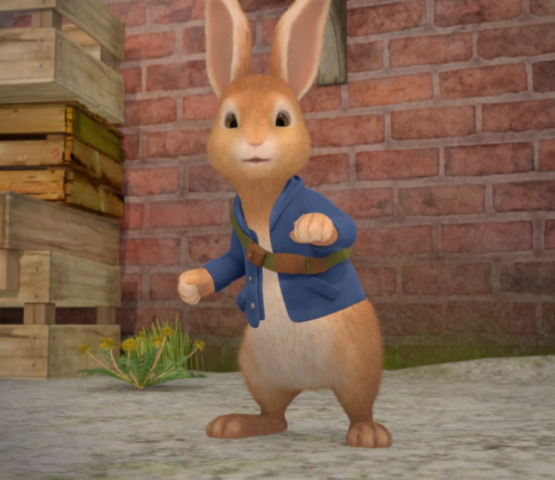 File:Peter Rabbit From Peter Rabbit.png