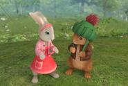 Benjamin-Bunny-And-Lily-Bobtail-From-Peter-Rabbit-Nick-Jr.-Show