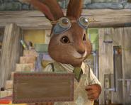 Peter Rabbit Nick Jr. Benjamin Bunny's Dad