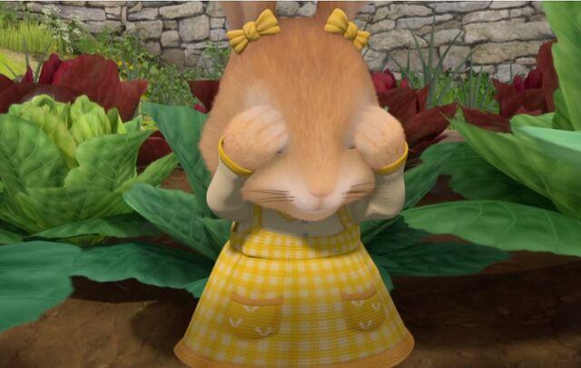 File:Cotton-Tail-Rabbit-Playing-Hide-N-Seek-Image.jpg