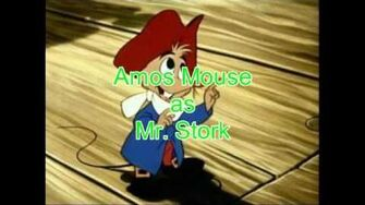 Rudolph (Dumbo) cast video
