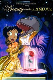 Beauty and the Grimlock Poster