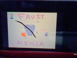 FruitninjaScreenshot