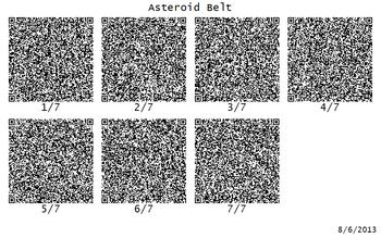 AsteroidBeltQR