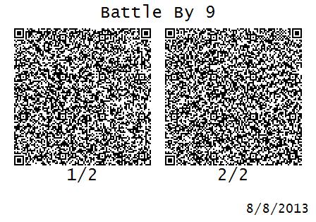 BattleBy9QR