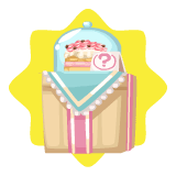 Build a cake mystery box