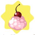 Homegrown Cherry Flavoured Riceball