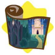Cinderella castle wallpaper