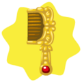 Golden comb