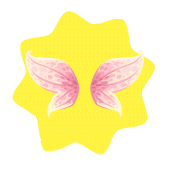 Magic pixie wings