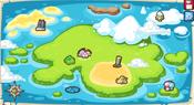Treasure hunt map 0111