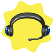 Rock star headset
