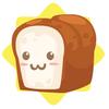 Cute bread plushie
