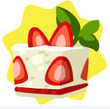 Homegrown Strawberry Shortcake