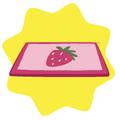 Strawberry Rug