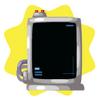 Hospital x-ray machine
