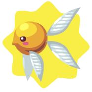 Golden ballfish