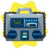 Hospital defibrillator