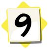 9 sticker