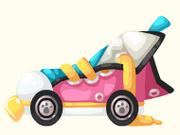 Roller skate car