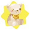 Ballroom teddy