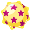 Carnival starry ball