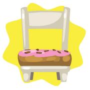 Donut chair