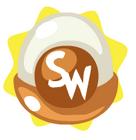 Snow white mystery egg