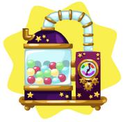Candy potion maker
