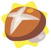 Bbq mushroom