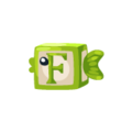 Alphabet blockfish