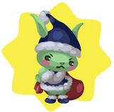 Grouchy Grinch