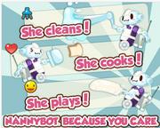 Nannybot promo